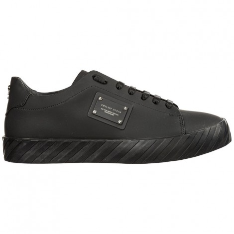 Men's Leather Sneakers Shoes