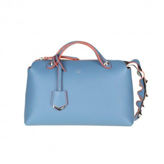 BAG BY THE WAY SKIN BLUE