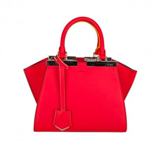 3JOURS MINI BAGS RED RED FLAME