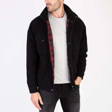 Jacket Human Black