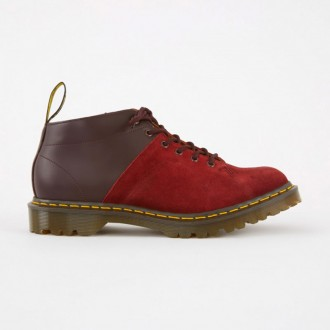 x Engineered Garments Monkey Boot Smooth/Suede - Oxbl