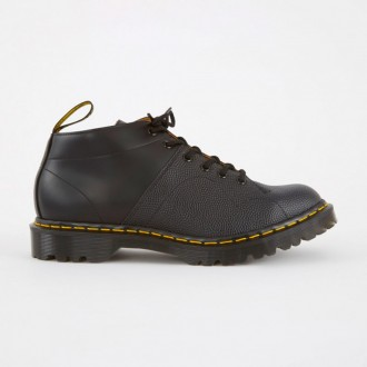 x Engineered Garments Monkey Boot Pebble/Smooth - Bla
