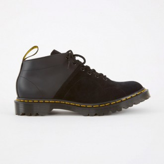 x Engineered Garments Monkey Boot Smooth/Suede - Blac