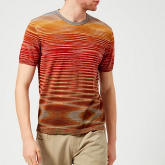 Men's Classic Multi Stripe T-Shirt - Multi