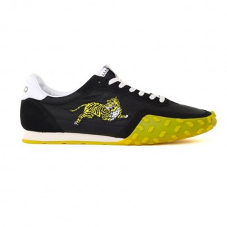 Sneakers Kenzo Move in nylon e suede