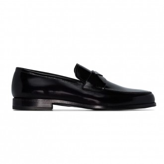 Logo-plaque Loafers