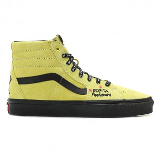 X A TRIBE CALLED QUEST UA SK8-HI 'TWO TRIBES UNITE'