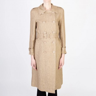 Trench Coat New Lino Taupe