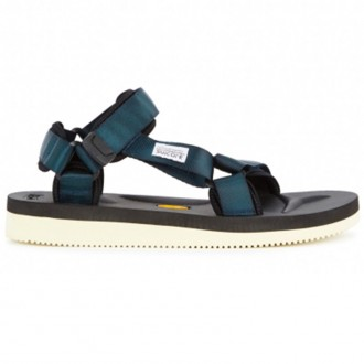 Depa-V2 navy canvas sandals