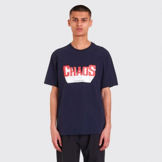 CHAOS T-SHIRT NAVY