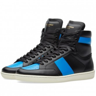 Saint Laurent 10H High Top Sneaker