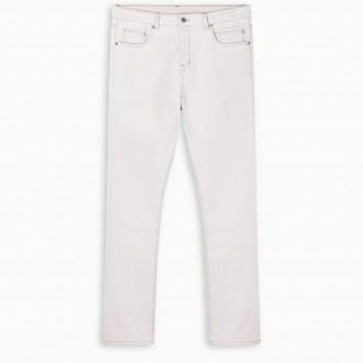 White Slim-fit Jeans