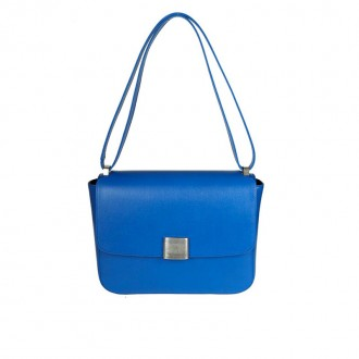 VALENTINA BAG IN ELECTRIC BLUE COLOR