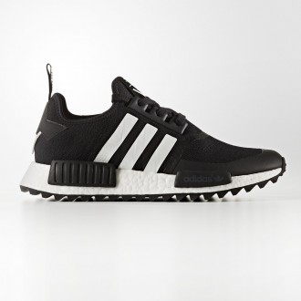 ADIDAS SNEAKERS WHITE MOUNTAINEERING NMD TRAIL core black-footwear white