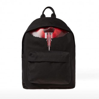 WINGS BARCODE LOGO BACKPACK