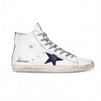 White Francy high sneaker