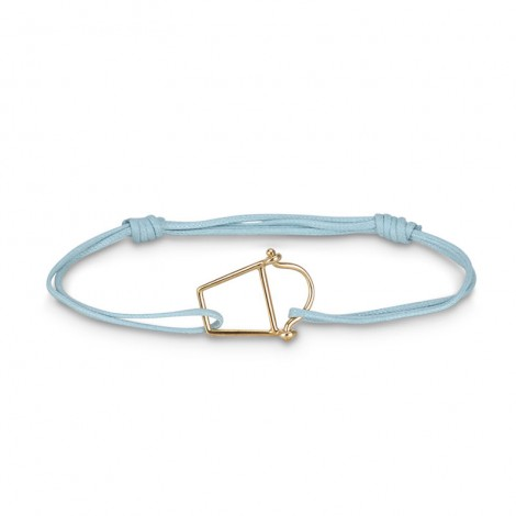 Light blue Baldecito bracelet