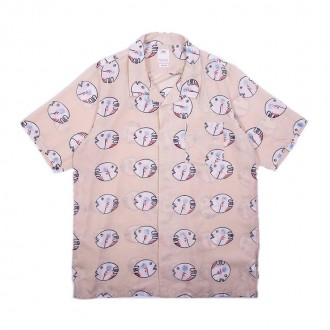 Free Edge Fishy Shortsleeve Shirt