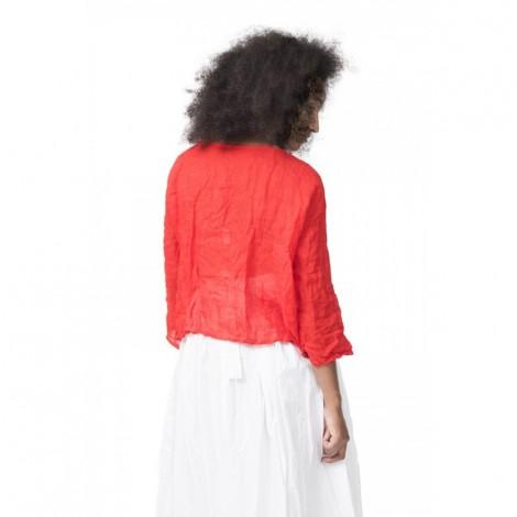 Red Short Tunic