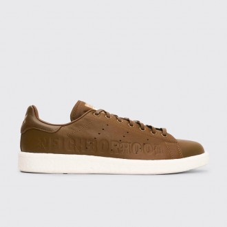 X NEIGHBORHOOD STAN SMITH BOOST OLIVE