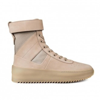 Fear Of God Military Sneaker Tonal Desert Beige