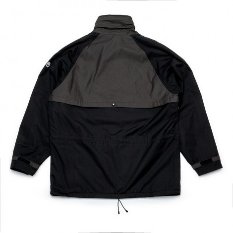 Man Jacket (Black/Black)