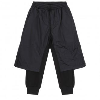 Pantalone jogging nero