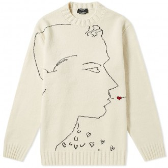 CALVIN KLEIN 205W39NYC Maglione ANDY WARHOL