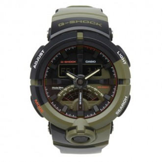 CASIO G-SHOCK X CHARI & CO. GA-500K-3AER    Khaki