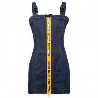 Vestito Salopette Denim