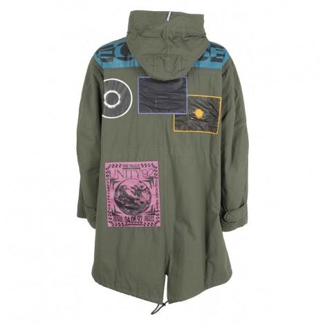 Parka Apollo Military Hood