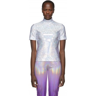 T-shirt Silver Ice