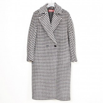 Double-breasted Golf Coat