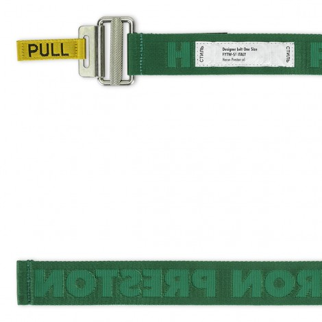Nylon tape belt