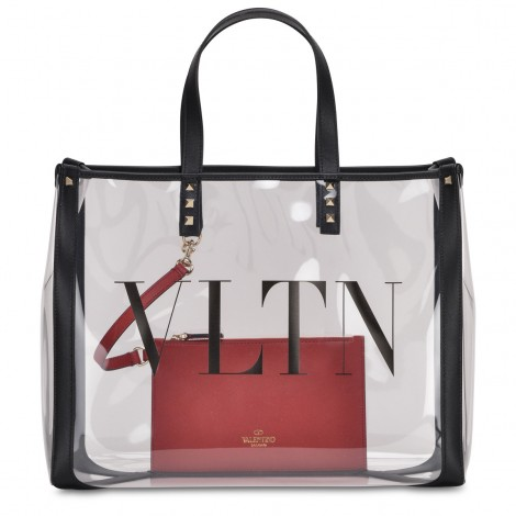 Plage small tote bag
