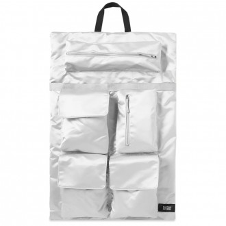 Large couple poster backpack