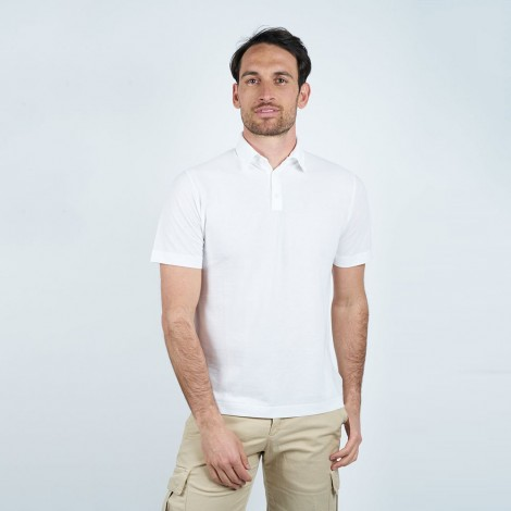 Polo In Solid Color