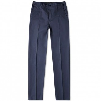 Slim fit lightweight drawstring trouser