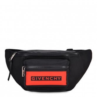 waistbag with patch
