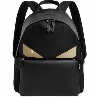Bag bugs leather backpack