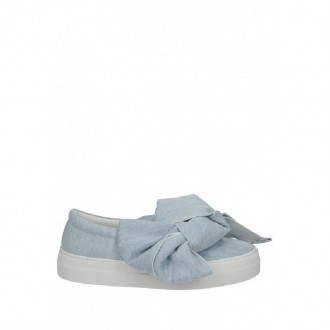 SLIP ON Light blue