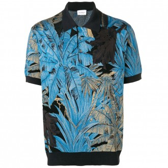 Leaves Polo shirt