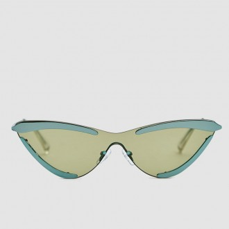 The scandal sunglasses in aqua
