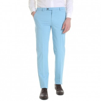 cotton classic trousers