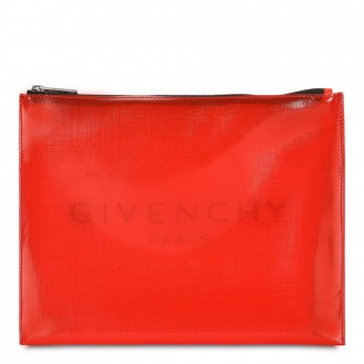 Red large pouch