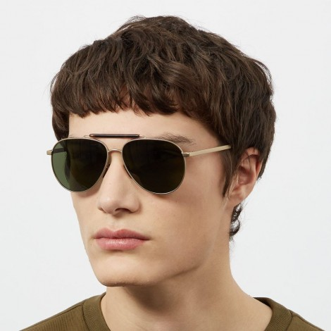 Milton aviator sunglasses
