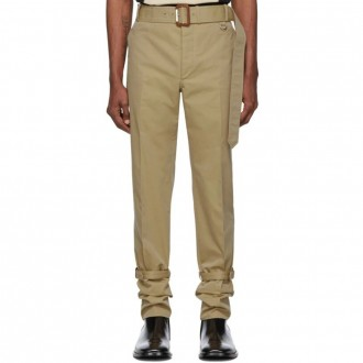 Trench Detail Trousers