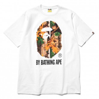 Forest camo by bathing tee