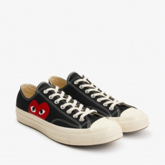 CHUCK TAYLOR ALL STAR 70 LOW BLACK