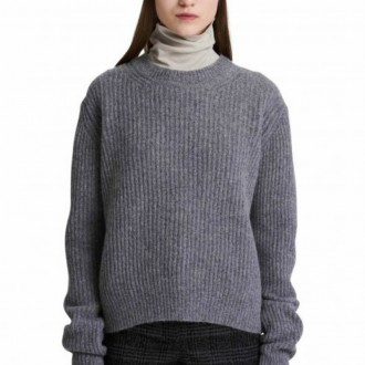 Vicki sweater GREY MELANGE